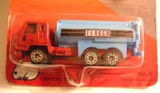 Vintage Diecast Die Cast Texaco Truck Toy New Scale MIB VTG NR Vintage