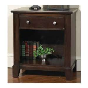Chatham 73 13 Lifestyle Maple Drawer Night Stand Finish