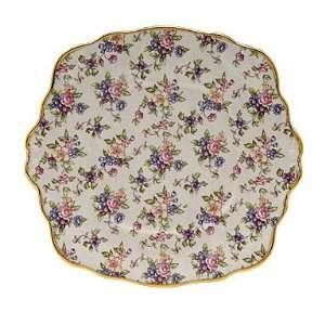 Royal Doulton 100 Years of RA, 1940 English Chintz Cake
