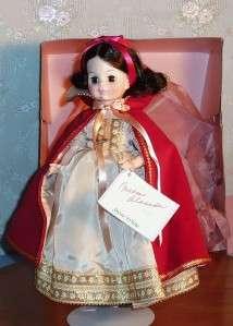 Madame Alexander MA Mary Ann Snow White All Original in Box