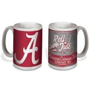 Alabama Crimson Tide Roll Tide Vintage Mug Sports