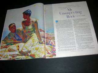 Saturday Evening Post magazine   October 22, 1949