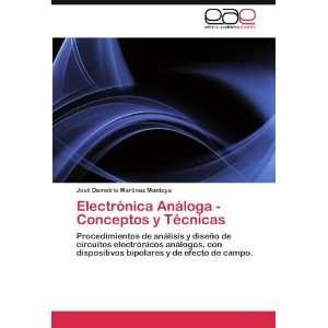 Procedimientos de análisis y diseño de circuitos electrónicos
