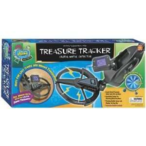 Slinky Toys   Treasure Tracker Metal Detector (Science) Toys & Games