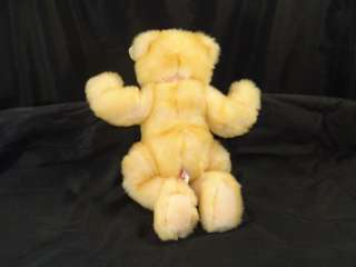 1999 Ty Classic Golden Plush Teddy Bear ButterBeary MWT