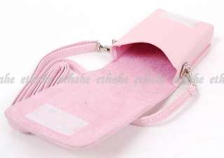 Hello Kitty Digital Camera Case Bag Pouch w/ Strap I7HY