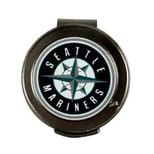 Seattle Mariners MLB Hat Clip and Ball Marker Sports