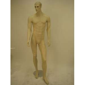 Mannequin New Full Body Full Size Male Fiberglass Mannequin
