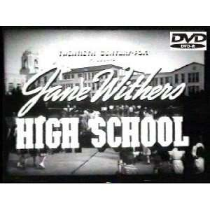High School (1940) Jane Withers, Joe Brown Jr., Paul