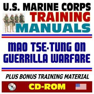 Century U.S. Marine Corps (USMC Marines) Training Manuals Mao Tse