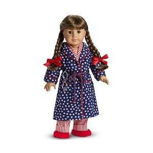 American Girl Mollys Robe & Slippers Toys & Games