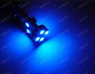 Blue Error Free Audi Mercedes LED Parking Lights #26