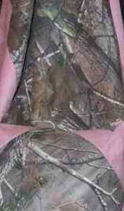 Camouflage Throw Blanket Rustic Cabin Lodge Girls Bedding Couch New