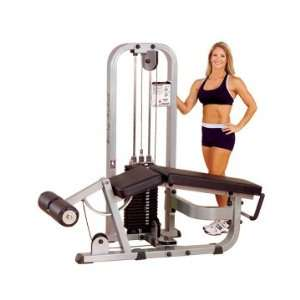 Pro Clubline SLC400G Leg Curl Machine with a 310 lb Weight