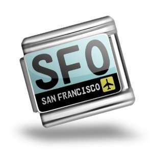 Italian Charms Original airport code SFO / San Francisco