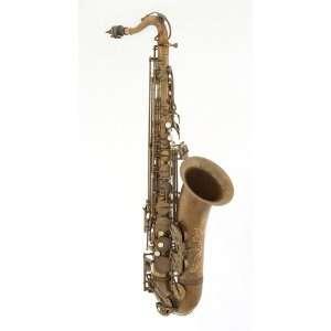 LA Sax BIG LIP Tenor Saxophone in the Warrior Finish