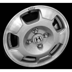 02 03 HONDA CIVIC SEDAN ALLOY WHEEL RIM 14 INCH, Diameter 14, Width 5