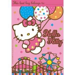 Birthday Party Supplies ~ Favor Treat Sacks Goody Bags Loot Bags