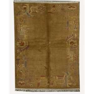 TIBETAN (SHAKTI) 6x9 SN 0 7771923   Tufenkian Carpets   Handmade Area