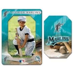 MLB Florida Marlins Magnet   Die Cut Vertical