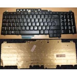 Dell Inspiron 1721 Black UK Replacement Laptop Keyboard