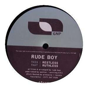 RUDE BOY / RUTHLESS / RESTLESS RUDE BOY Music