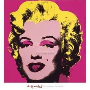 Andy Warhol   Marilyn Monroe (marilyn), 1967 (hot Pink