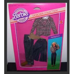 1982 Designer Collection Barbie Doll Horse Riding Gear Clothing