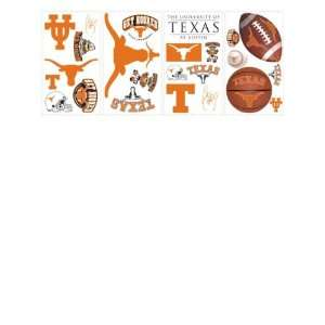 Wallpaper York RoomMates 09 University of texas RMK1073SCS