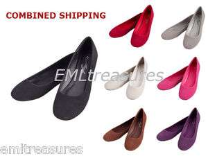 Women Fashion Design Cute Casual Round Toe Ballet Flats