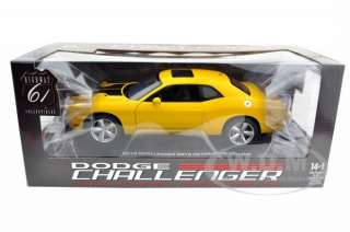 of 2010 Dodge Challenger SRT8 Hemi Detonator Yellow by Highway 61