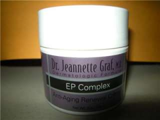 NEW Dr Graf EP COMPLEX Anti Aging Renewal Creme Cream