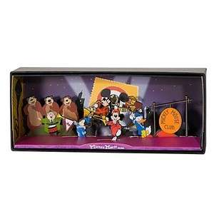 Disney Mickey Mouse Club Tiny Kingdom Boxed 5 Pc Set 99267