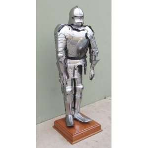 Reproduction Gothic Knights Armour, Full Suit: Everything