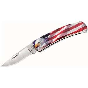 Buck Knives 5189 Gent, American Flag/Eagle Folding Knife
