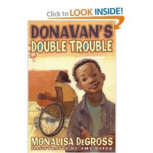 Donavans Double Trouble (9780060772949) Monalisa Degross