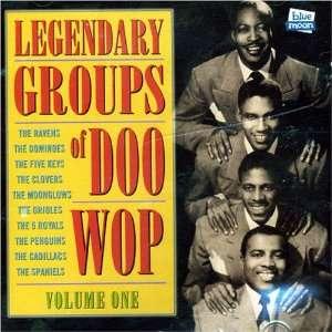 Legendary Doo Wop Groups, Vol. 1 Various Artists Music