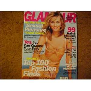Glamour Magazine march 2003: glamour: Books