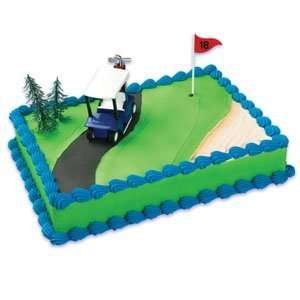 Golf Cart Cake Kit Toys & Games