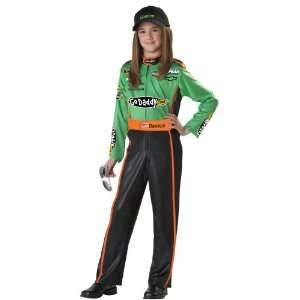 Lets Party By California Costumes NASCAR Danica Patrick