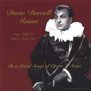 Best Loved Songs of Opera & Stage Dario Darnell Maiani Music
