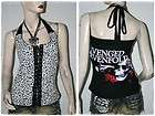 Avenged Sevenfold Metal Punk Rock DIY White Leopard Cor
