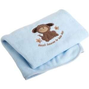 Owen Super Soft Baby Blanket Thank heaven For Little Boys