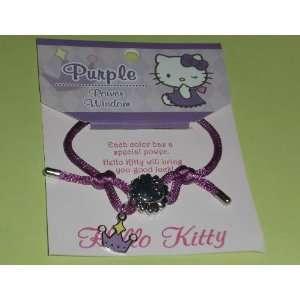 Hello Kitty Band Bracelet   Purple   Power & Wisdom Toys