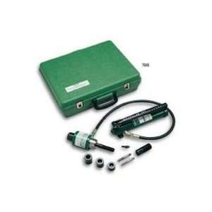Greenlee 38456 Ram and Hand Pump Hydraulic Driver Kit with