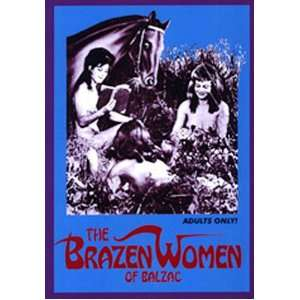 The Brazen Women Of Balzac Edwige Fenech Movies & TV