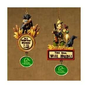 New   Club Pack of 24 Ducks Unlimited Hunting Dog
