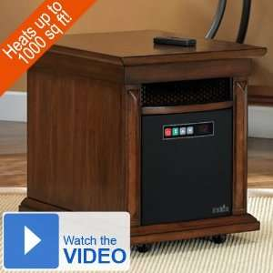 Duraflame Livingston Indoor Infrared Quartz Heater in