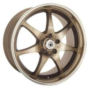 18x7.5 Konig Next (Bronze) Wheels/Rims 4x100 (NE78100458
