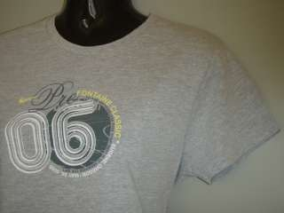 Nike Prefontaine Shirt Womens Large OREGON Track Prefontaine Classic